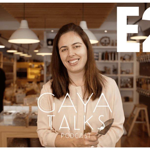 Gaya Talks-ep-22 Desafio Zero com Eunice Maia